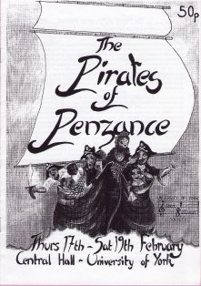 The Pirates of Penzance 2000