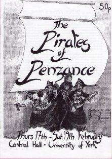 The Pirates of Penzance 2000
