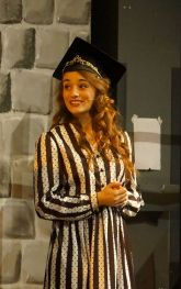 The lovely Annabel Gipp as Princess Ida