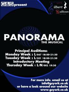 Panorama: The Musical 2011