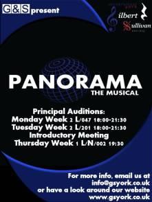 Panorama: The Musical 2011