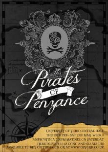 The Pirates of Penzance 2013