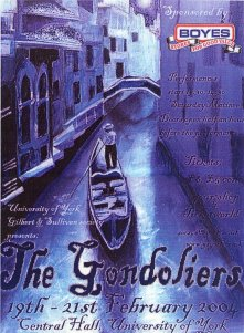 The Gondoliers 2004