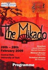 The Mikado 2009