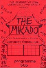 The Mikado 1989