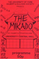 The Mikado 1989