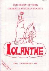 Iolanthe 1987