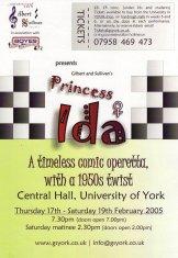 Princess Ida 2005