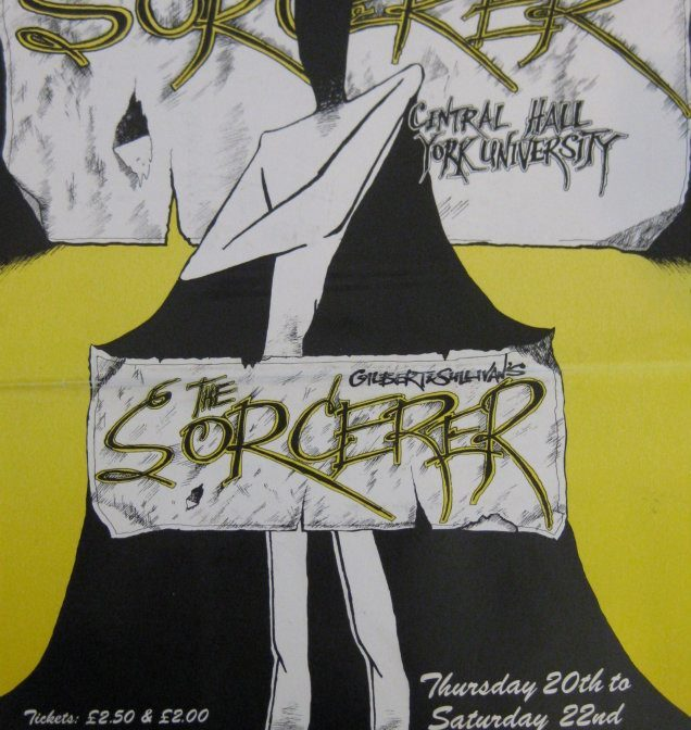 The Sorcerer 1986