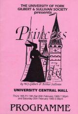 Princess Ida 1993