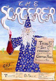 The Sorcerer 2001