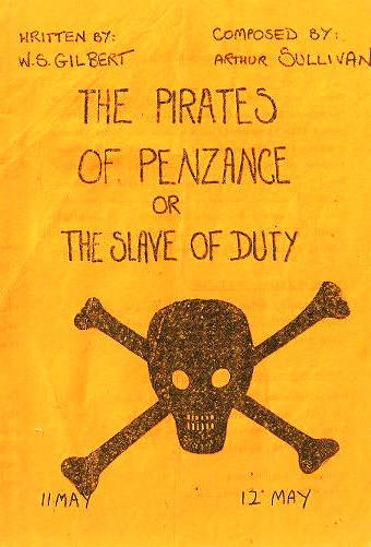 The Pirates of Penzance 1973
