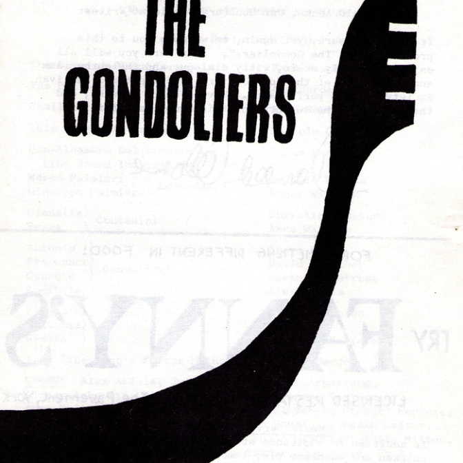 The Gondoliers 1977
