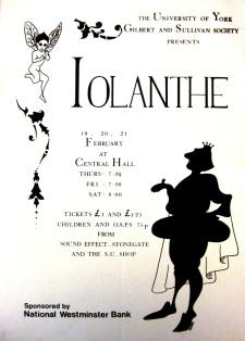 Iolanthe 1981