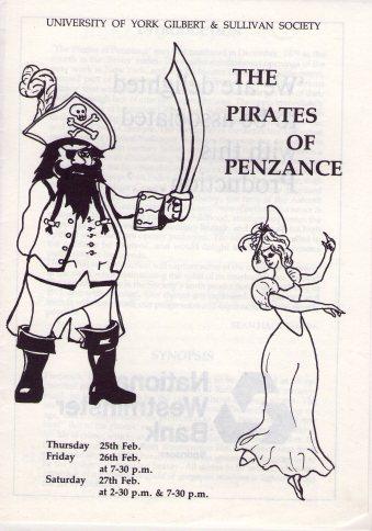 The Pirates of Penzance 1982