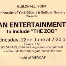 The Zoo 1983