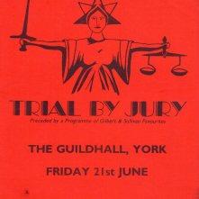 Trial By Jury 1985