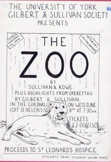 The Zoo 1988