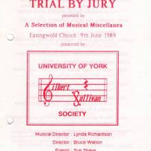 Trial By Jury 1989