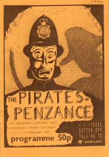 The Pirates of Penzance 1990