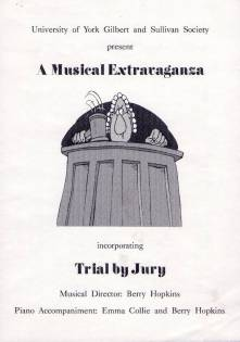 Trial By Jury 1995