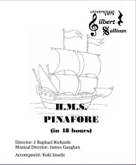 H.M.S. Pinafore 2008